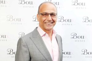 Safe and Sound Events won the Small Business Sunday award with Theo Paphitis